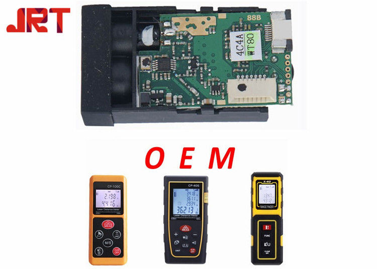 Professional 40m Digital Laser Range Finder Sensor 2.0V - 3.3V Voltage supplier